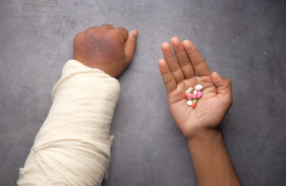 Sneller herstellen van wonden met deze tips